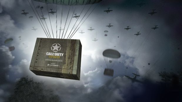 Call of Duty WW2 Loot Crate