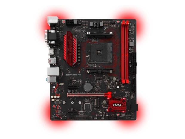 MSI B350M Gaming Pro