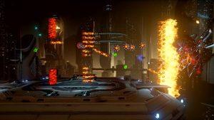 Matterfall Review – Shoot Many Robots