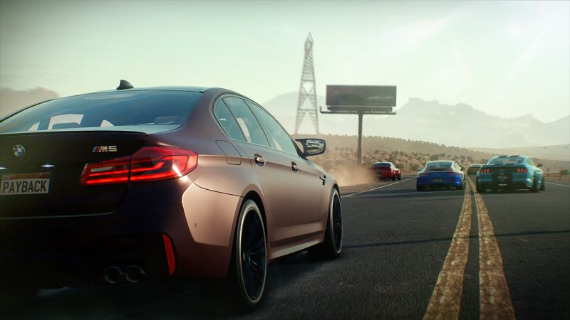 Need For Speed Payback Xbox One Download Size Revealed