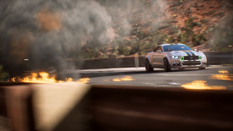 need for speed payback receives 2018 bmw m5 gameplay screenshots video game news reviews. Black Bedroom Furniture Sets. Home Design Ideas