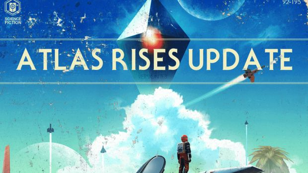 No Man's Sky Atlas Rises