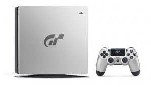 Sony Announces Limited Edition PS4 For Gran Turismo Sport