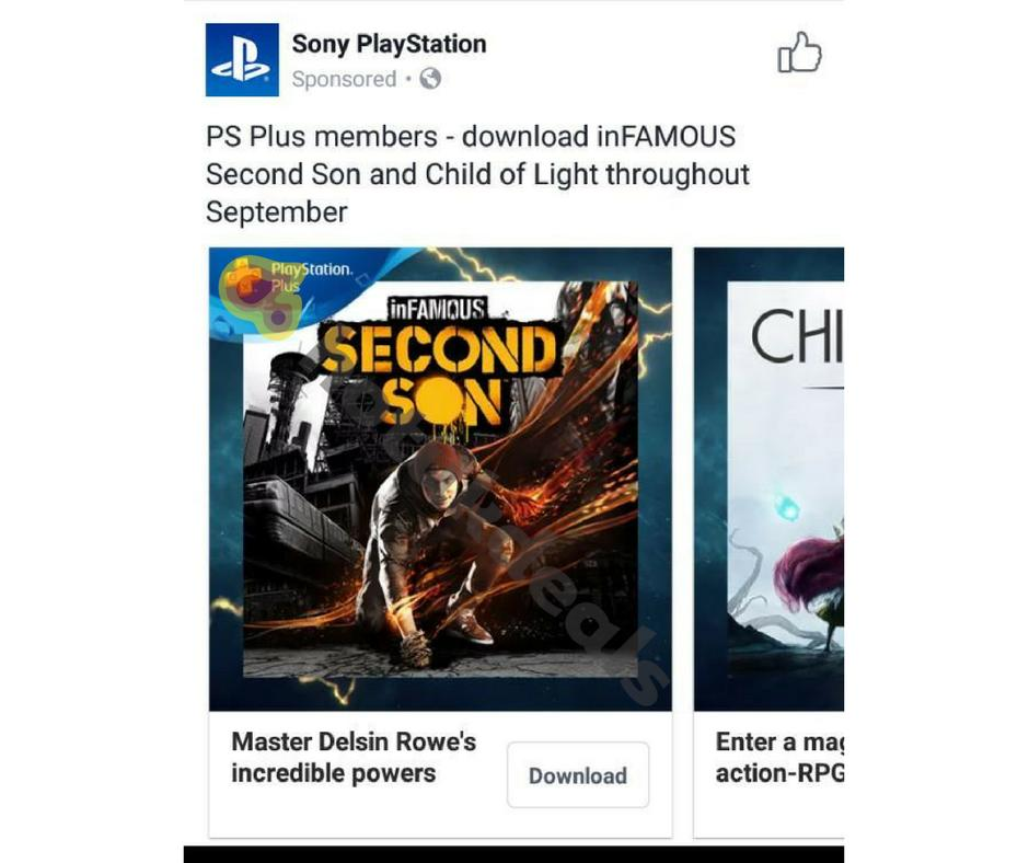 PlayStation Plus September