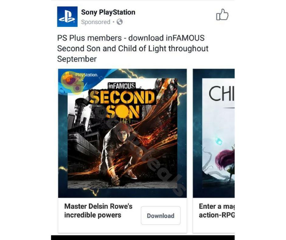 PlayStation Plus September
