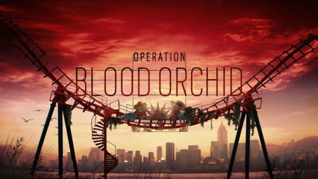 Rainbow Six Siege_Operation Blood Orchid