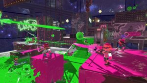 Splatoon 2 Adds Manta Maria in Turf War, Ranked Battle This Weekend