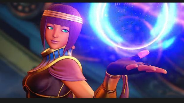 Street Fighter 5's Next DLC Character is Menat, Releasing on August 29th