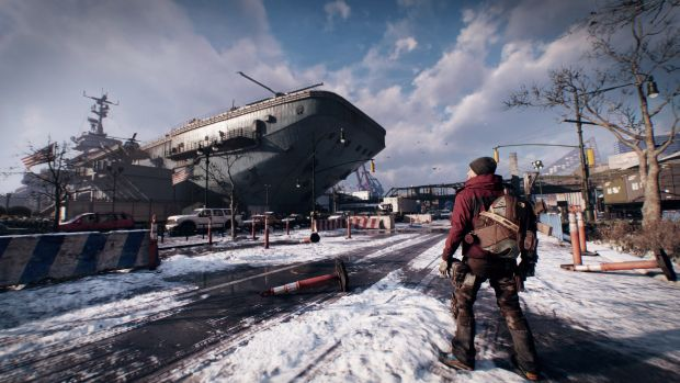 The Division 1.8 update expands the map and introduces Resistance PvE