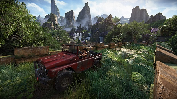Uncharted 4 Multiplayer Being Updated To Add The Lost Legacy Content