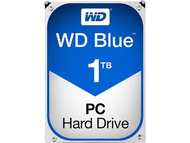 WD Blue 1 TB 7200 RPM Hard Drive