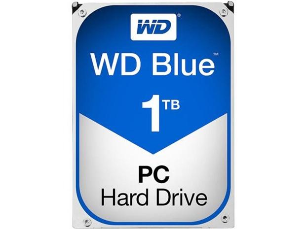 WD Blue 1 TB 7200 RPM Hard Drive