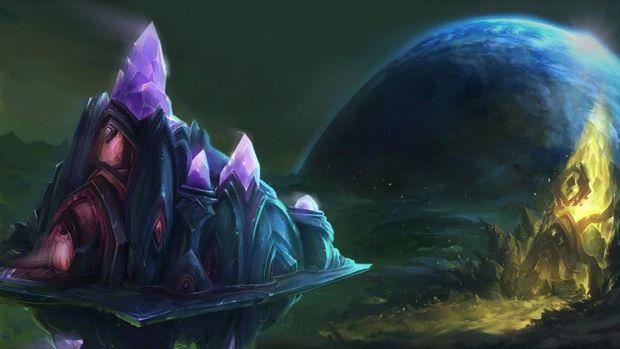 World of Warcraft Legion Shadows of Argus