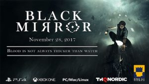 Black Mirror Announced For PS4, Xbox One, and PC