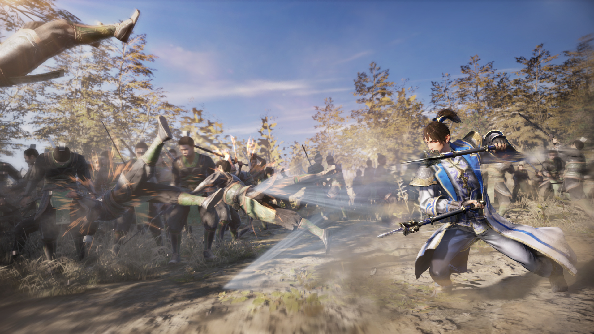 Dynasty Warriors 9 PS4 Patch Being Worked On To Fix Frame Rate Issues
