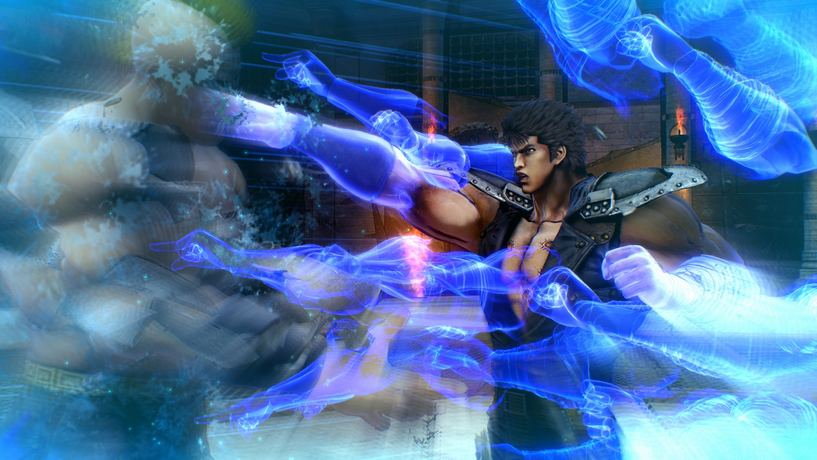 Fist Of The North Star S Hokuto Ga Gotoku First Gameplay Revealed