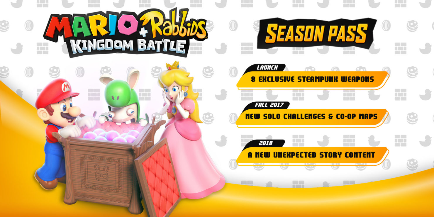 mario+rabbids season pass
