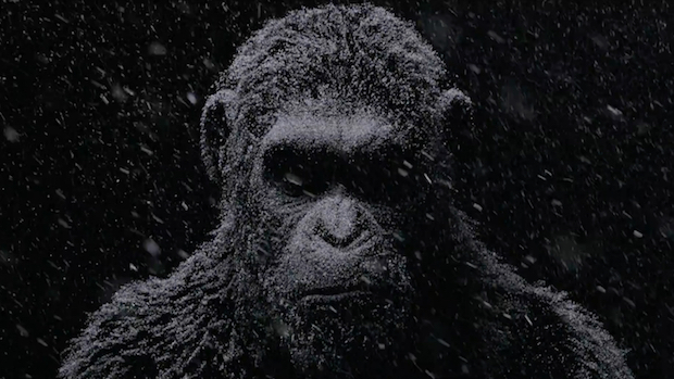 planet of the apes- last frontier