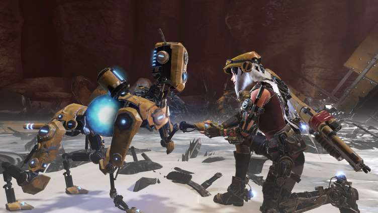 ReCore Definitive Edition Revealed