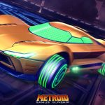 Rocket League Will Be Getting Mario and Metroid Themed Cars On Nintendo Switch