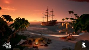 Sea of Thieves' Renderer Was Up and Running on Xbox One X In Under A Day