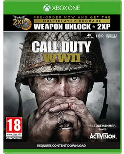 Call of Duty WW2_Xbox One X