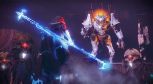 UK Charts: Destiny 2 Still on Top, Project CARS 2 Debuts Strong
