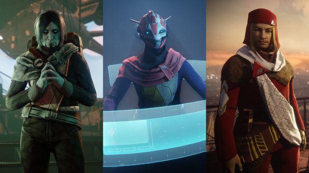 Destiny 2 Faction Rally