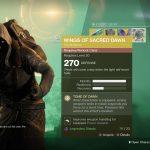 Destiny 2 Xur Exotics: Merciless, Raiden Flux, Doom Fang Pauldron