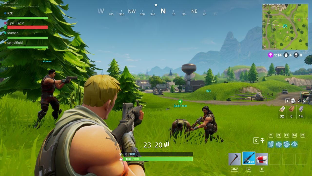 Fortnite Available Now On Android, But As A Timed Exclusive