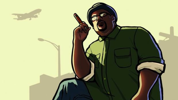 GTA San Andreas - Big Smoke