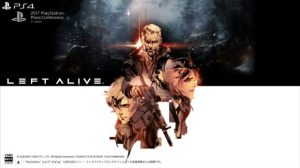 Left Alive Revealed for PS4, Armored Core Director and Metal Gear Character Designer Involved