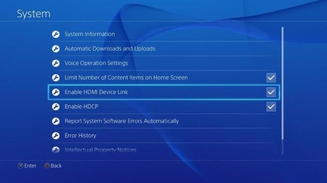 PS4 Device Link