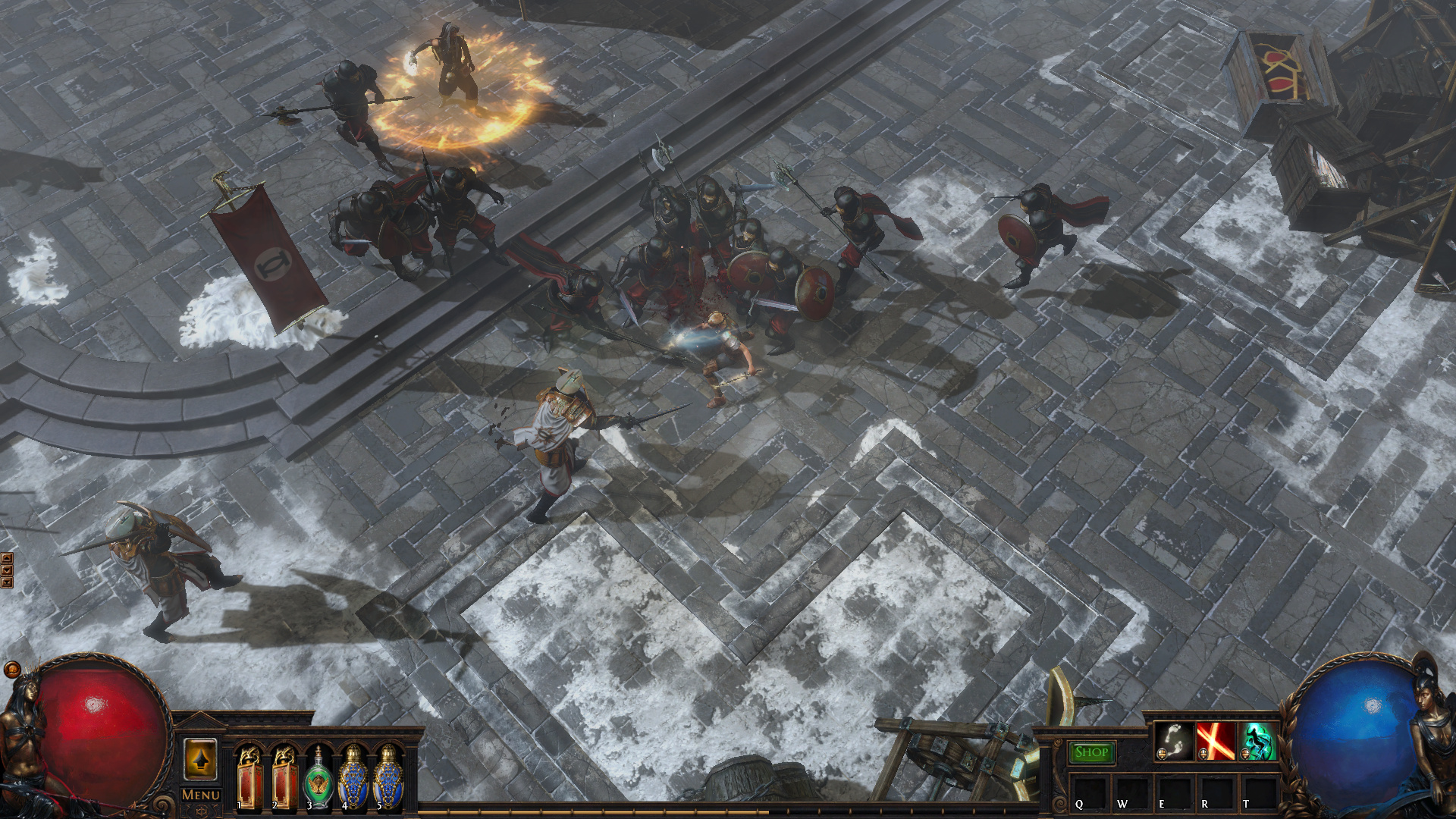 Path of Exile The Fall of Oriath_03