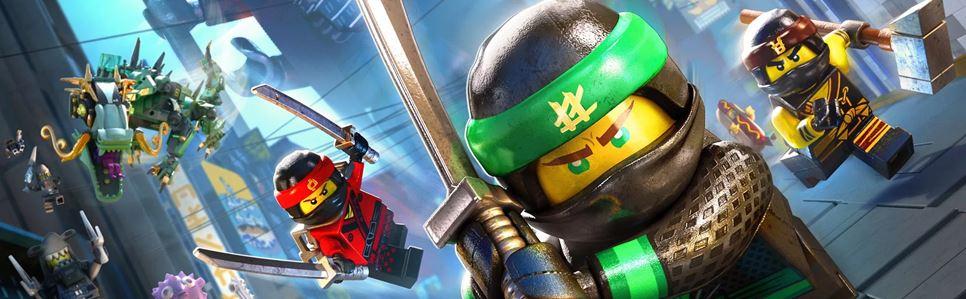 The LEGO NINJAGO Movie Video Game Review – Family Fun « GamingBolt ...