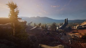 Warframe Plains of Eidolon Full Map Showcases Massive Scale