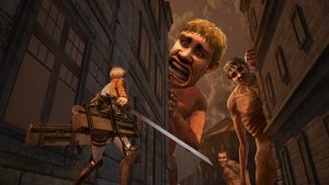 Attack on Titan 2 Will Release on PS4, Xbox One, PC, and Nintendo Switch in the West