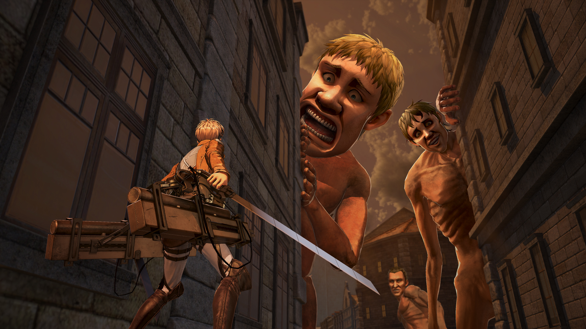 'Attack on Titan 2' Launching For Nintendo Switch