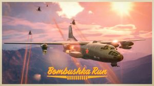 RM-10 Bombushka Plane and Bombushka Run Mode Headline This Week's GTA Online Updates