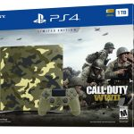 call of duty world war 2 ps4 bundle