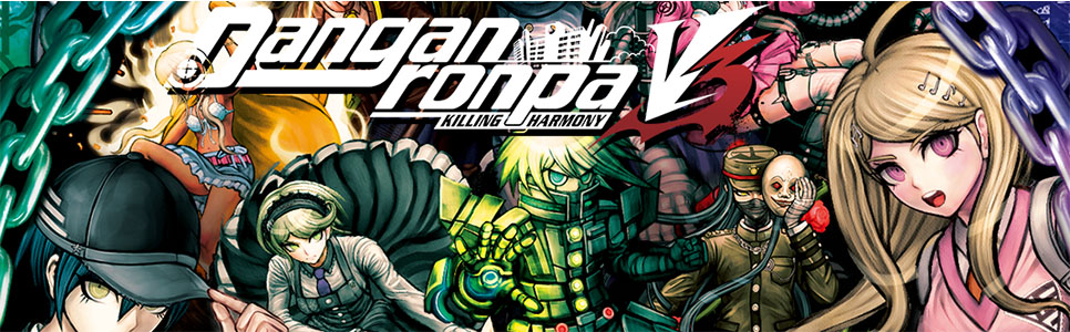 Danganronpa V3: Killing Harmony Review – Grizzly Murder Mystery
