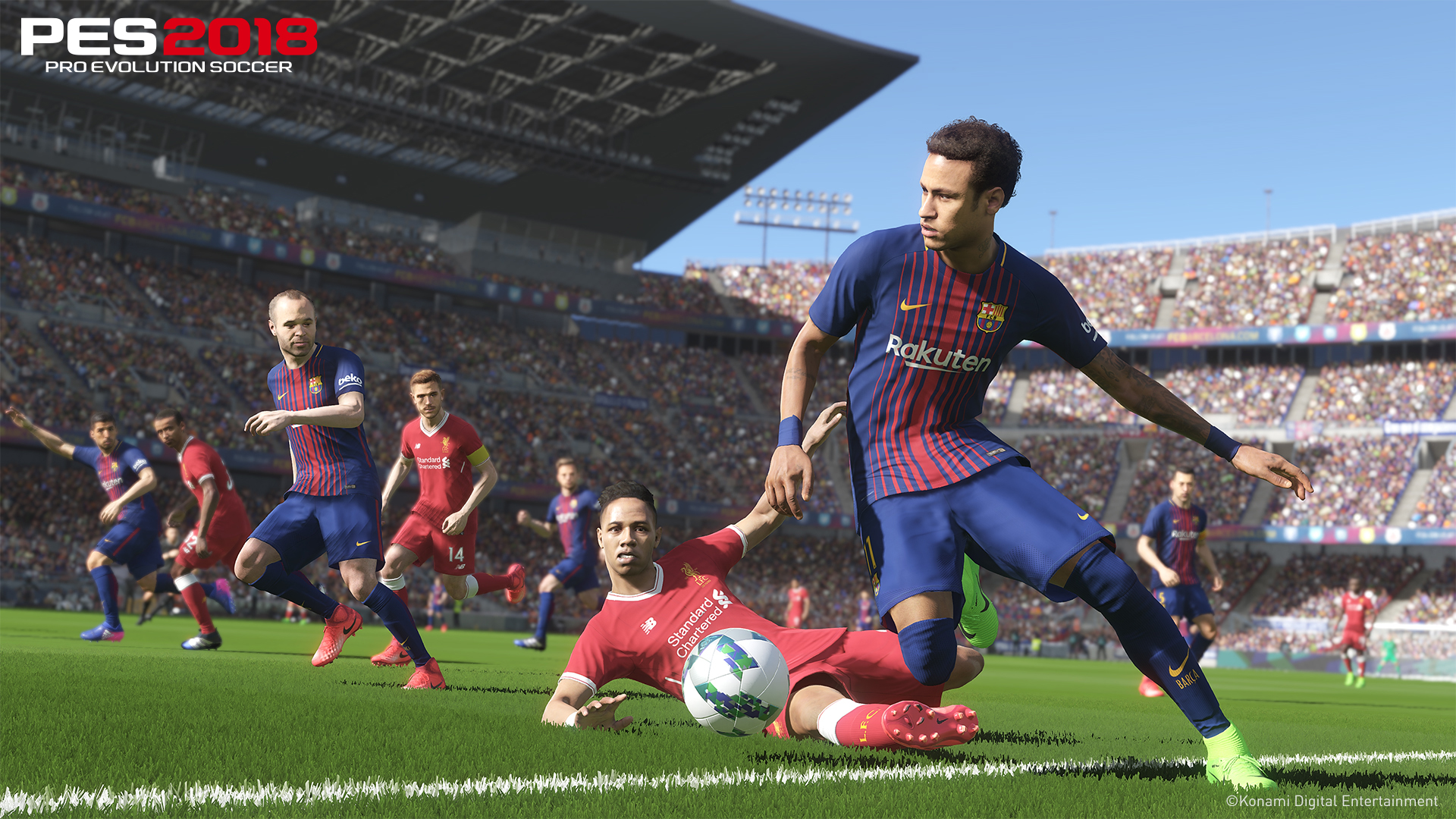 PES 2019 May Have Expanded Slate of Official Licenses