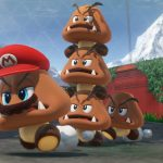 Super Mario Odyssey Fan Stacks Up 200 Goombas, And Then Ground Pounds Them All