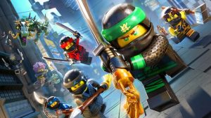 The LEGO NINJAGO Movie Video Game Review – Family Fun