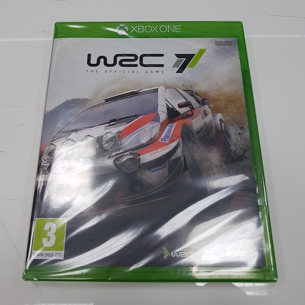 xbox one x enhanced game packaging
