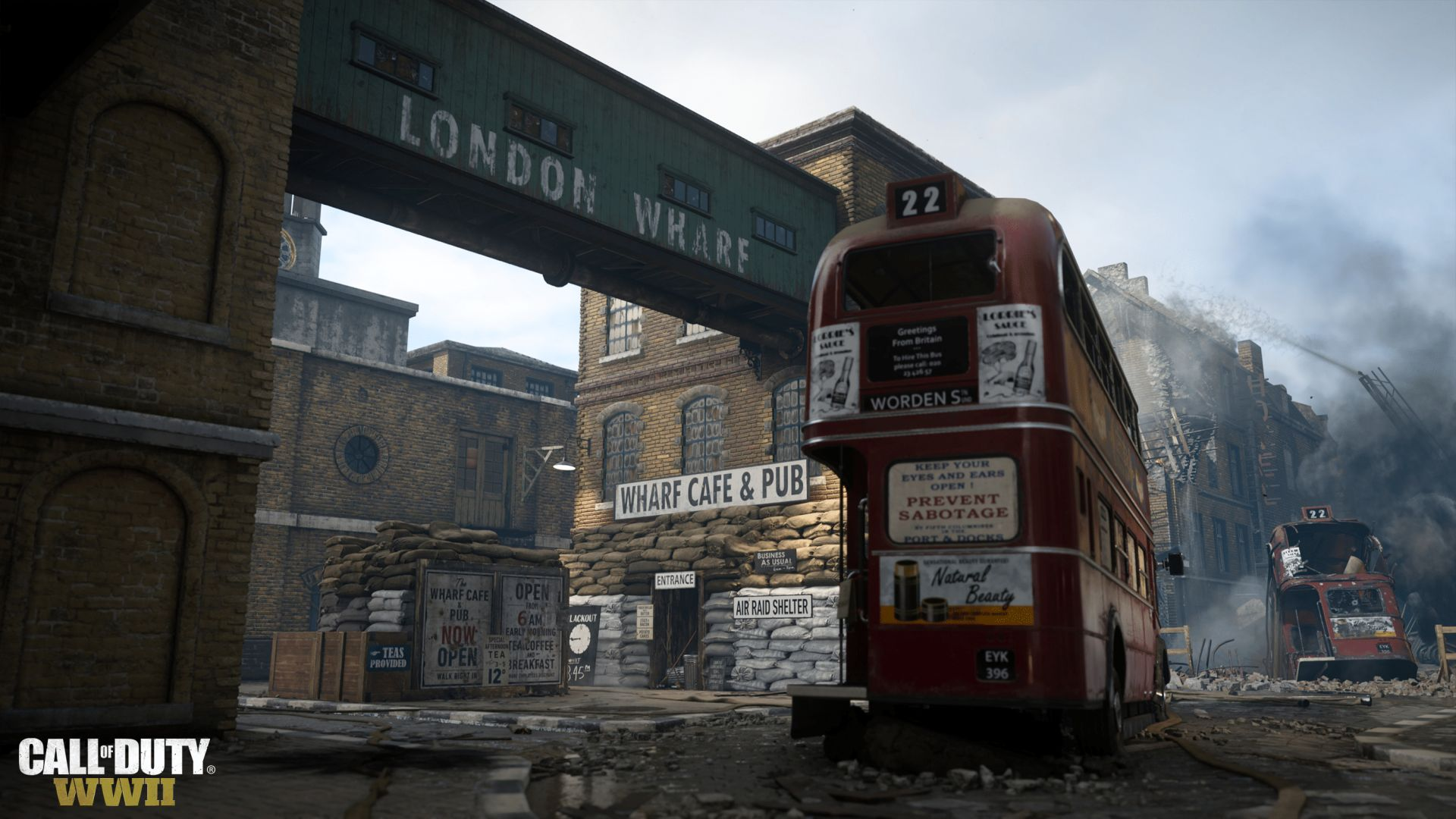 Call of Duty WW2_London