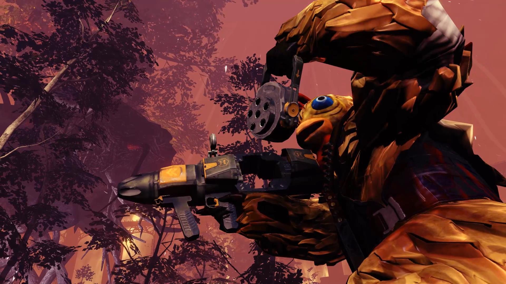 Killing Floor 2 Christmas Update Adds New Weapons, Free Weekend ...