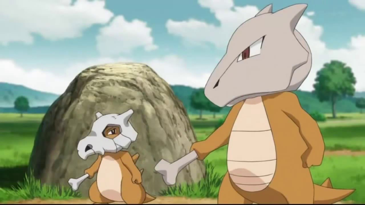 Pokemon Cubone