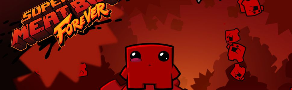 Super Meat Boy Forever Interview A Meaty Return