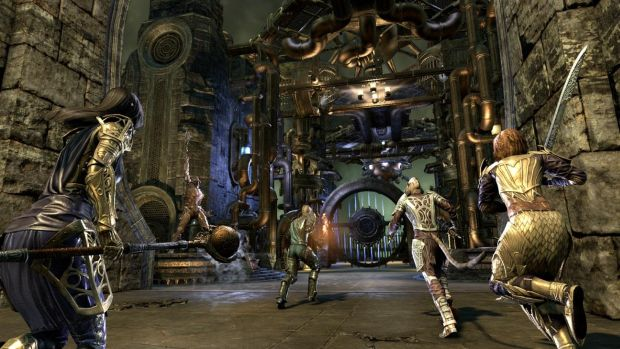 The Elder Scrolls Online Clockwork City